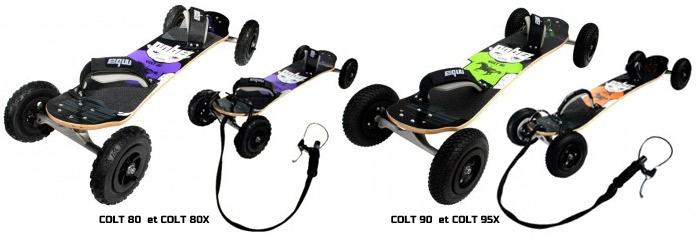 MBS Colt et colt x