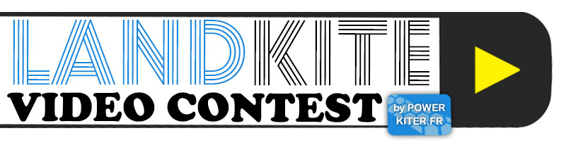 Powerkiter.fr lance le Landkite Video Contest